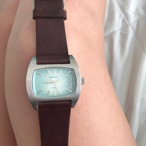 Unworn Diesel Watch (clear stickers still on)